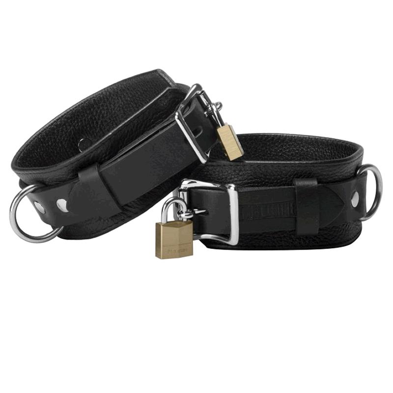 Deluxe Locking Cuffs-Wrist